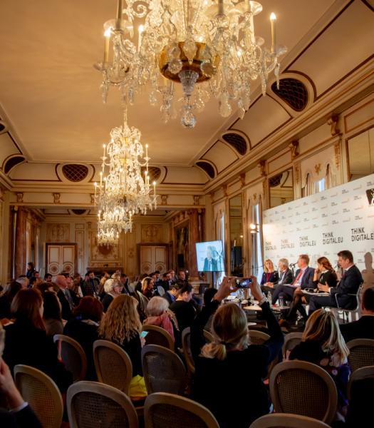 Shaping Europe's digital future summit