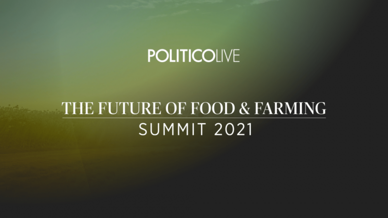 The future of food and farming – Summit Paris 2021