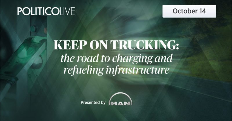 Keep on trucking: the road to charging and refueling infrastructure