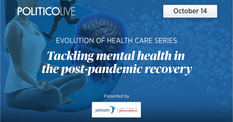 Evolution of Health Care series: Tackling mental health in the post-pandemic recovery